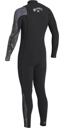 BILLABONG MANNEN FURNACE COMPING 5/4MM CHEST ZIP WETSUIT